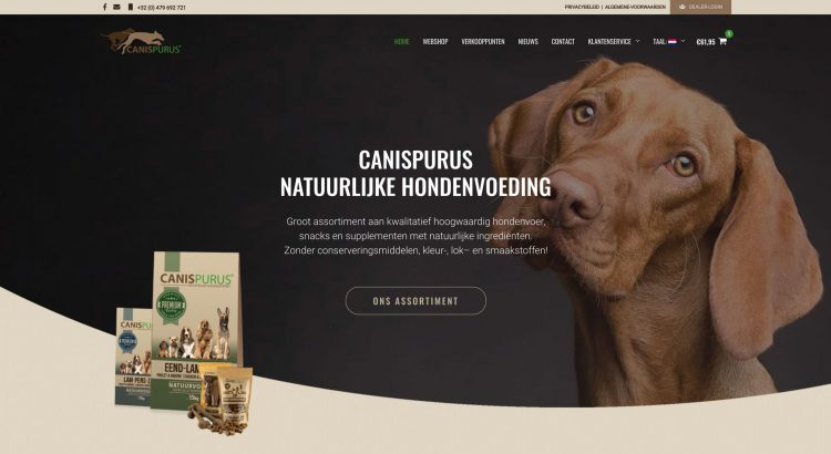 Totaalproject Canis Purus